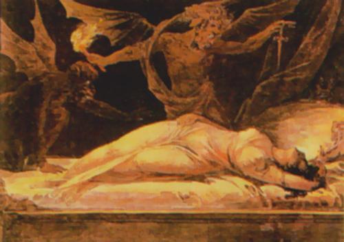 Los demonios del Sexo: Incubus y Sucubus Incubo01