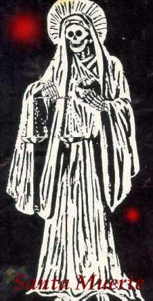 no confundir al 193ngel de la muerte azrael con la santa