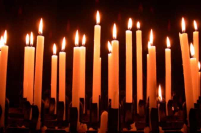 Por qu se encienden velas en los velorios y por qu no se - Transferir fotos a velas ...