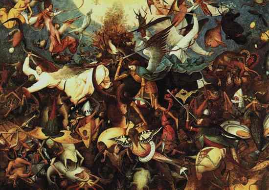 Angeles caídos, Nefilim y el Libro de los Vigilantes Nefilim04