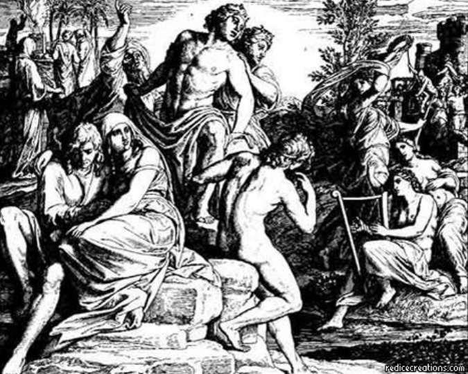 Angeles caídos, Nefilim y el Libro de los Vigilantes Nefilim05